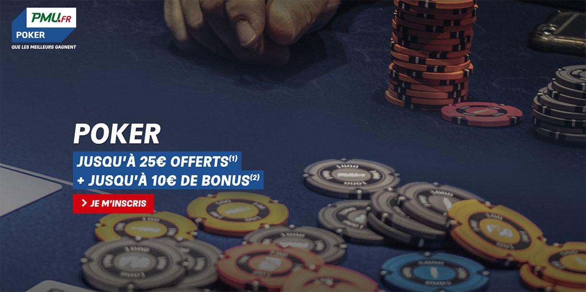 Poker de PMU